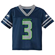 Officially Licensed Product Screen Printed Team Graphics - Screen Printed Name and Numbers on Back Material: 100% Polyester - Machine Washable - Tagless Collar Premium High Quality Polyester Soft Feel Fabric - V Neck Mesh Jersey Fits: Youth Size 8-20