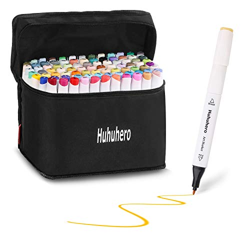 88 Colors Art Markers