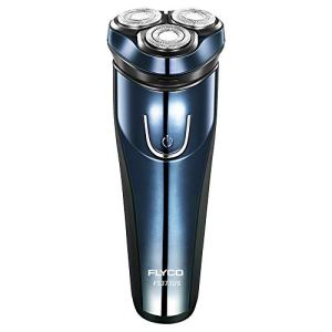 Flyco Electric Razor for Men, Mens Rotary Shaver Rechargeable Cordless Close Cut Wet & Dry Razors...