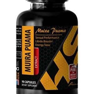 Sexual Performance Enhancer Pills - Muira PUAMA Extract - Muira puama Bulk - 1 Bottle 90 Capsules 4 - My Weight Loss Today