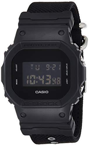 Casio G-Shock Cordura Nylon Armband DW-5600BBN-1ER