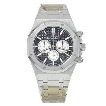Audemars Piguet AP Royal Oak Chronograph 20th Anniversary Black Dial 41mm 26331ST.OO.1220ST.02