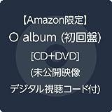 KinKi Kids「O album」 初回盤CD+DVD