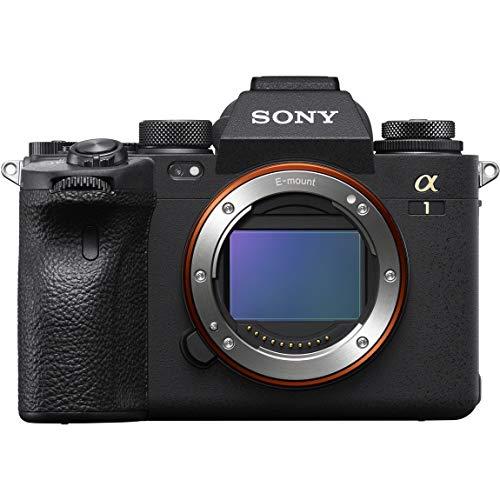 ソニー フルサイズミラーレスカメラ ILCE-1 black