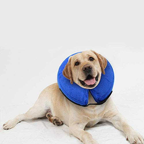 E-KOMG Dog Cone After Surgery, Protective...