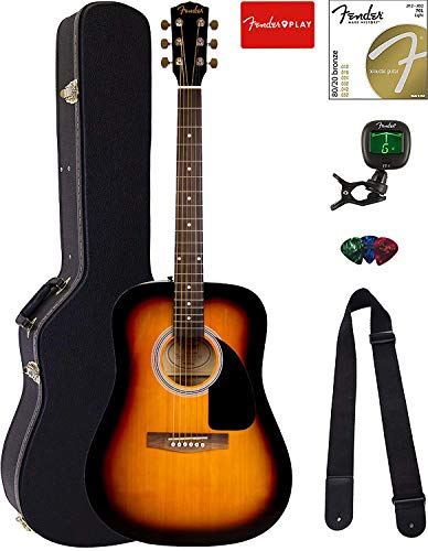 Fender FA-115 Dreadnought Acoustic...