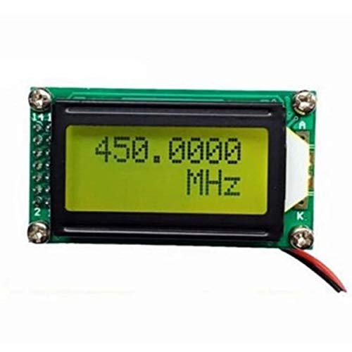 Teyleten Robot PLJ-0802-C Signal Frequency Counter...