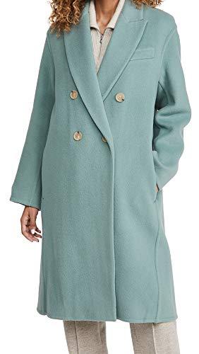 4131S625vQL Shell: 75% wool/25% nylon Fabric: Mid-weight, non-stretch felt Dry clean
