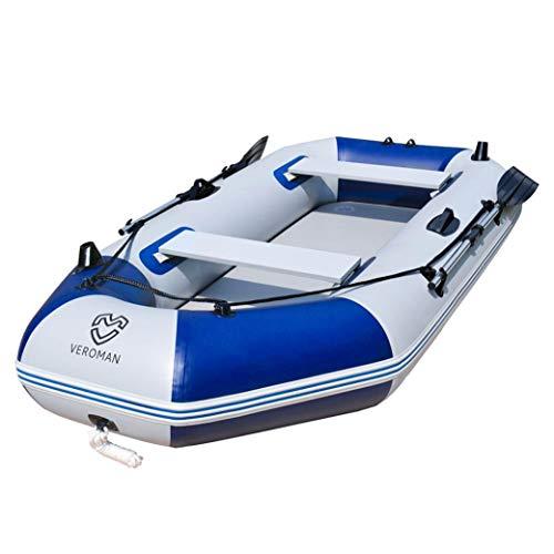 VeroMan Надувная лодка Резиновая лодка Воздушная лодка для рыбалки (3-х местная лодка)