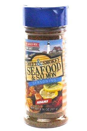 Adams Sweet & Smokey Seafood & Salmon Seasoning