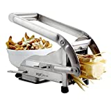POP AirFry Mate, Stainless Steel French Fry Cutter, Commercial Grade Vegetable and Potato Slicer,...