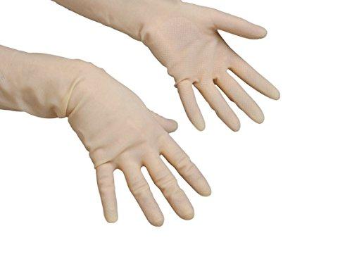 Guanti in lattice Vileda Lightweight della sensible L guanti da lavoro in lattice, misura...