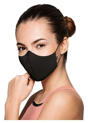 Bloch Soft Stretch Reusable Face Mask (Pack of 3)