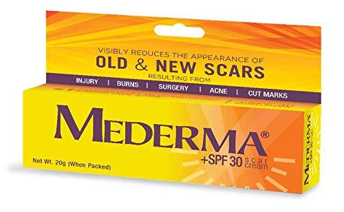 Mederma's Scar Cream + SPF 30
