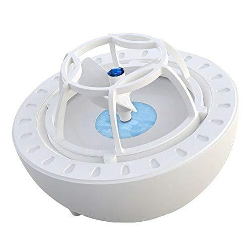 Teekit - Mini lavastoviglie Multifunzione, USB, ad Alta Pressione, Blu, Small