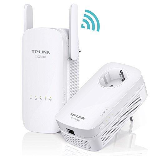 TP-LINK TL-WPA8630 KIT Gigabit Powerline AV1200