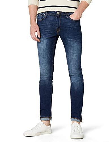 JACK & JONES Jjiliam Jjoriginal Am 014 Lid Noos, Jeans Uomo, Blu (Blue Denim), W34/L32 (Taglia Produttore: 34)