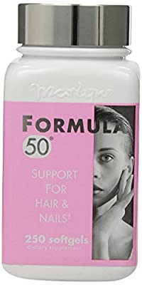 Promotes stronger, fuller, shinier hair Supports stronger, longer nails Nourishes and replenishes vital nutrients. Suggested use: Take 3 softgels, three times daily. During the summer months products may arrive warm but Amazon stores and ships produc...