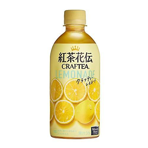 コカ・コーラ 紅茶花伝 クラフティー レモネード 440mlPET ×24本