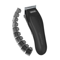 Wahl Clipper Lithium-Ion Cordless Haircutting Kit - Rechargeable Grooming & Trimming Kit With 12...