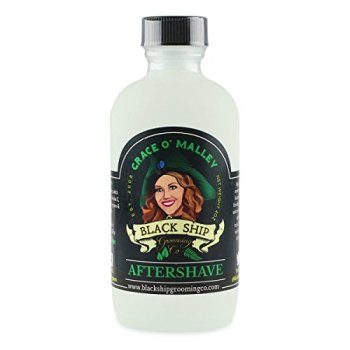 Black Ship Grooming Co. Grace O'Malley Aftershave