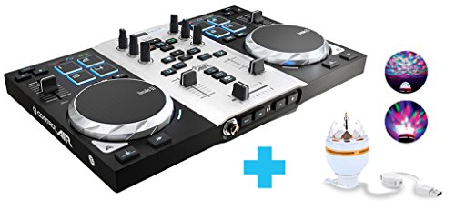 Hercules DJControl Air Party Pack Sistema Audio per Dj