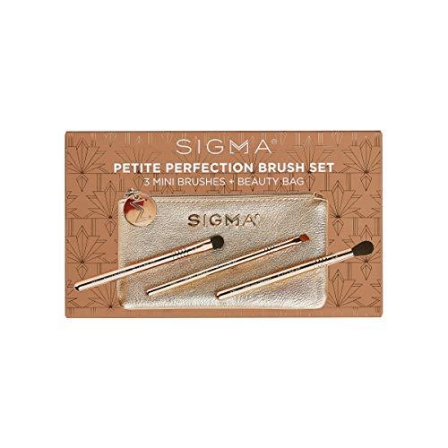 Sigma Beauty - Juego de brochas pequeñas