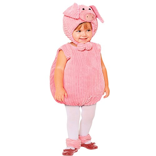 Toddler Costume: Pig- Size 1-2T by Morris