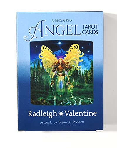 Koolife Angel Tarot Cards for Beginners and Expert...