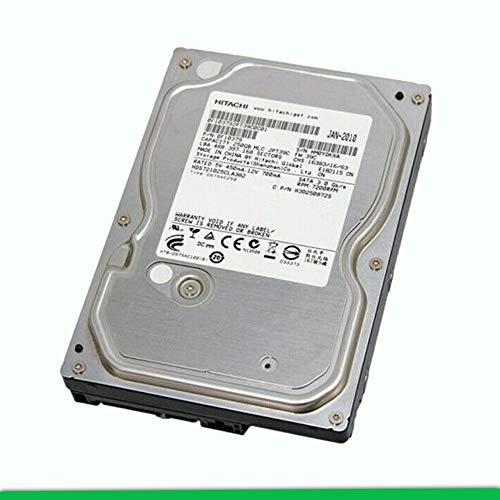 HARD DISK 250GB HITACHI 3,5' SATA 7200RPM per PC,NAS,VIDEOSORVEGLIANZA (RICONDIZIONATO)