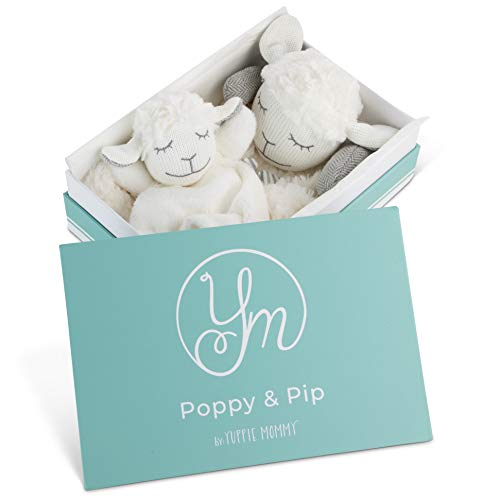 The Poppy and Pip Newborn Cuddle Blankie