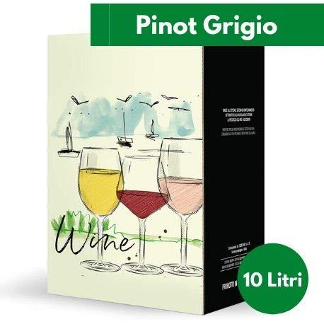 PINOT GRIGIO GARDA DOC - CONFEZIONE DA 10 LITRI