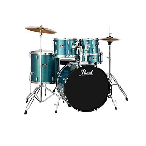 Pearl Drum Set, Aqua Blue (RS505CC703)