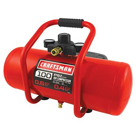 Craftsman 3 Gallon Air Compressor