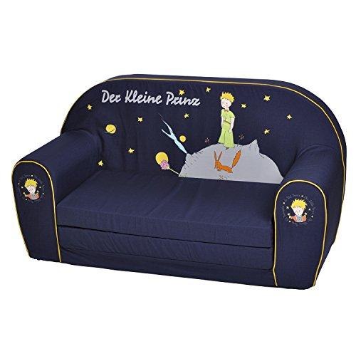 Il piccolo principe 87684 - Divano per bambini, colore: Blu
