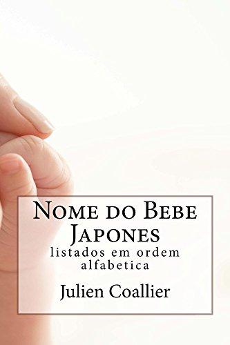 Nome do bebe japones: listados em ordem alfabetica