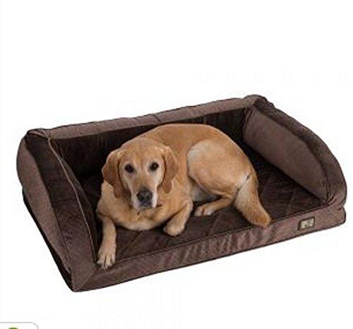 Wellness Snuggle-Divano Sofa-Divano, ideale per animali domestici anziani o per coloro che soffrono...