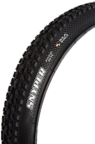 MAXXIS Snyper Folding Dual Compound Tyre - Black, 24 x 2.0-Inch (Sports)