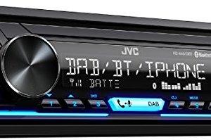 JVC KD-X451DBT Digital Media-Receiver mit Bluetooth