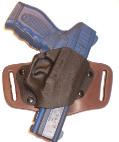 6 Best Ruger LCR OWB Holsters   LCR Holster (Kydex & Leather)