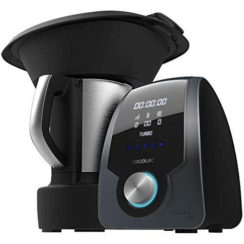 Cecotec Robot de Cocina Multifunción Mambo 7090. Capacidad 3.3L, Temperatura hasta...