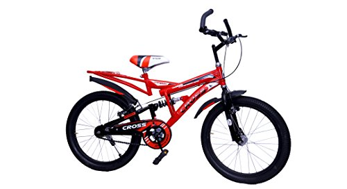 Speed bird cycle industries Speed bird 20T Single Speed Kids Cycle (Red/Black)