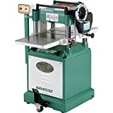 Grizzly Industrial G0453Z - 15' 3 HP Planer with Spiral Cutterhead