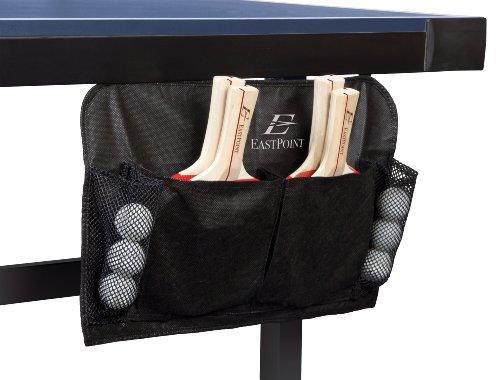 EastPoint Sports 4 Player Table Tennis Paddles & Balls Set...