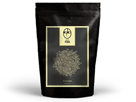 KAFFEE PURA Sidamo Kaffee, Bio & fair, Hochlandkaffee aus Äthiopien