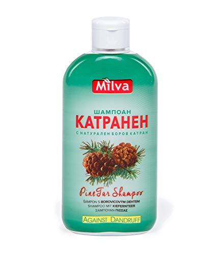 Pine-Tar Shampoo - Stops Dandruff, Helps Clear Seborrhea, So