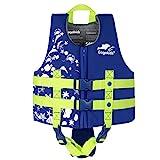 Gogokids Kids Swim Vest Folat Jacket - Boys Girls Floation Swimsuit Buoyancy Swimwear