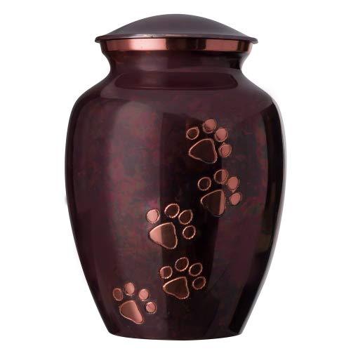 Best Friend Services Pet Urn - Ottillie Paws...