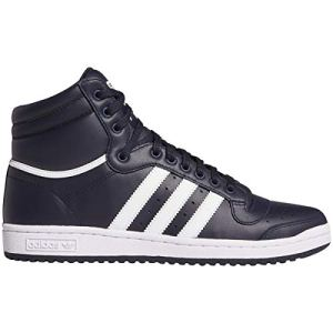 adidas Mens Top Ten Hi Sneaker – Legend Navy White