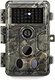 GardePro A3 Trail Camera (2020), 20MP, 1080P H.264 HD Video, Clear 100ft No Glow Infrared Night...